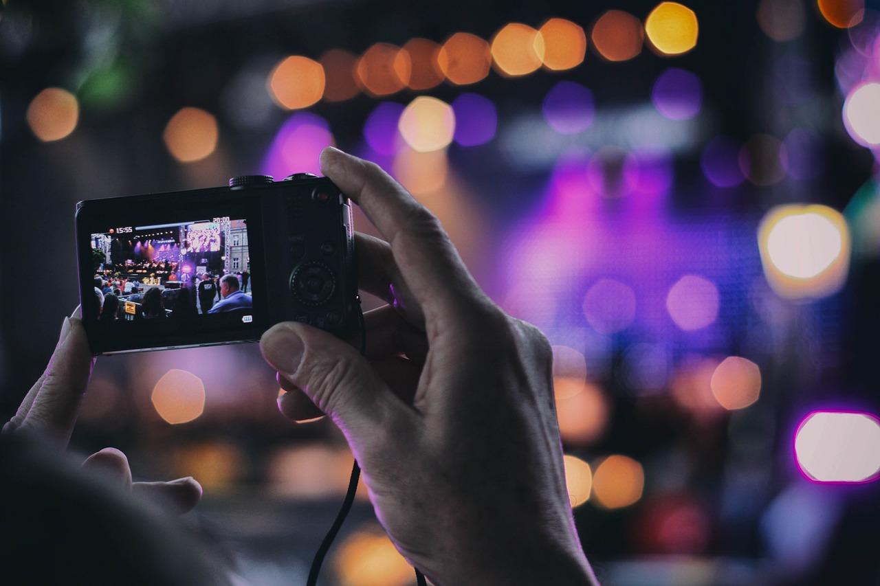 photographe d'événement